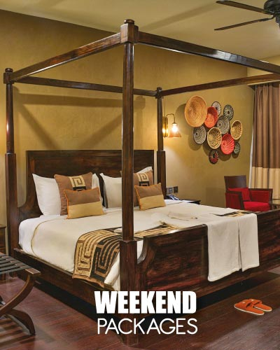 Speke Resort Munyonyo Weekend Packages