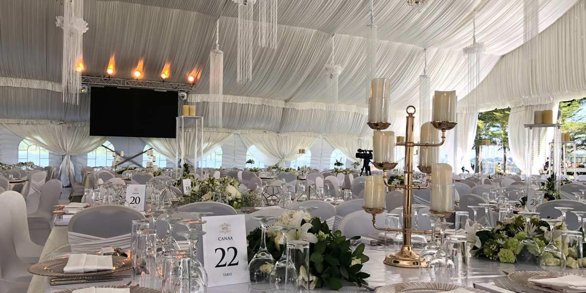 speke resort lakeside weddings