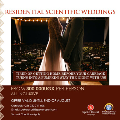 Munyonyo Commonwealth - Residential-scientific weddings