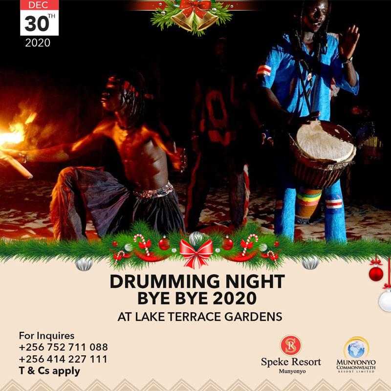 drumming-night-bye-bye-speke-resort