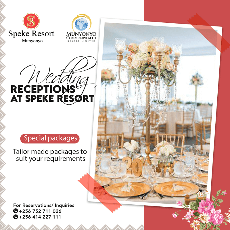 Speke Resort wedding receptions