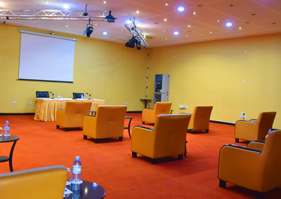 Speke Resort stay and feel safe theatre
