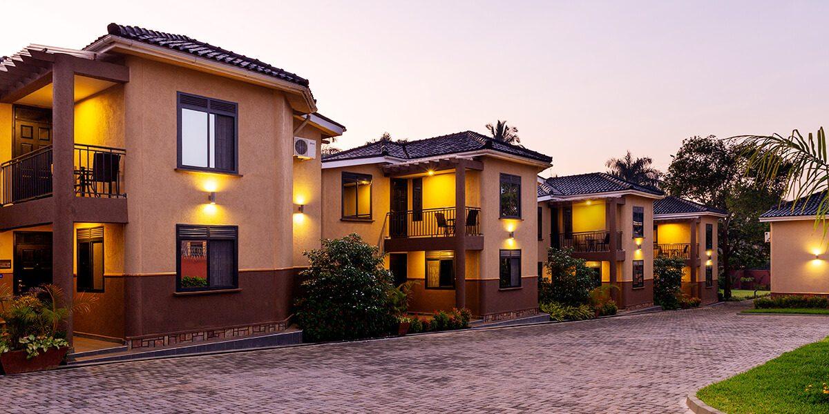 speke resort munyonyo - garden villa