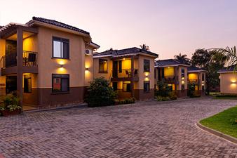 speke resort-munyonyo garden villa room