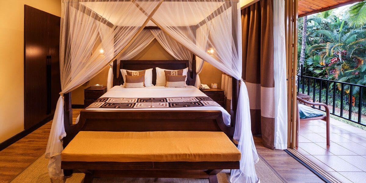 speke resort munyonyo - Junior suite with balcony