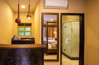 speke resort studio room